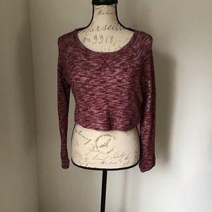 36 Point 5 - Cropped Sweatshirt